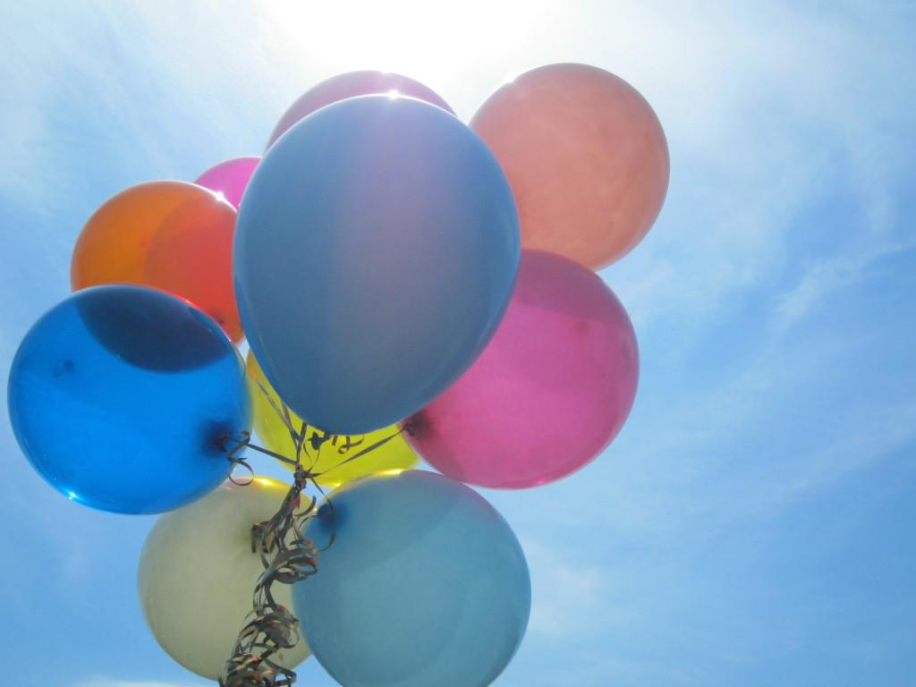 Букет из шариков детский в городе тюмень доставкой где в оренбурге можно купить синие розы